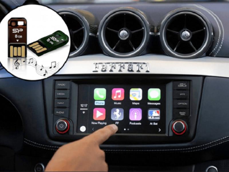 USB ô tô thiết bị thông minh cho nguồn giải trí bất tận