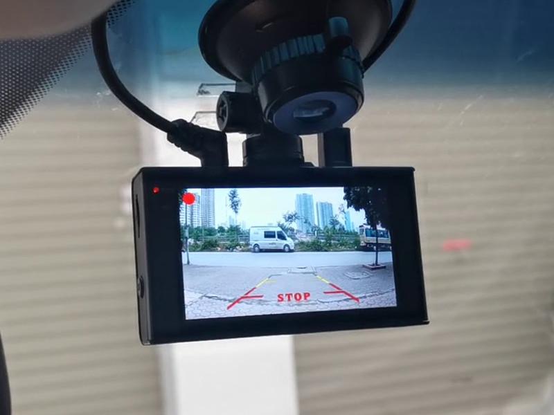 Camera hành trình ô tô cao cấp Ellicam A220