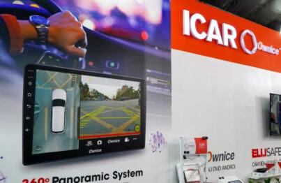 Trụ sở hãng công nghệ ICar tại Hà Nội