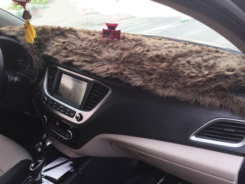 Tác dụng trang trí nội thất của Thảm Taplo ô tô