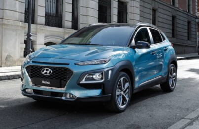 Hyundai Kona với thiết kế bắt mắt, phù hợp với mọi đối tượng