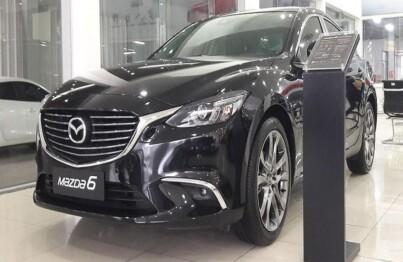 Mazda 6 với vẻ ngoài hào nhoáng, cách điệu