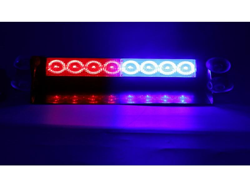 Đèn chớp cảnh sát là sản phẩm rất được quan tâm, ưa chuộng