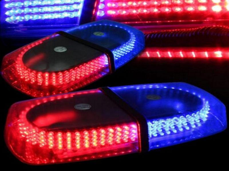 đèn cảnh sát 240 bóng
