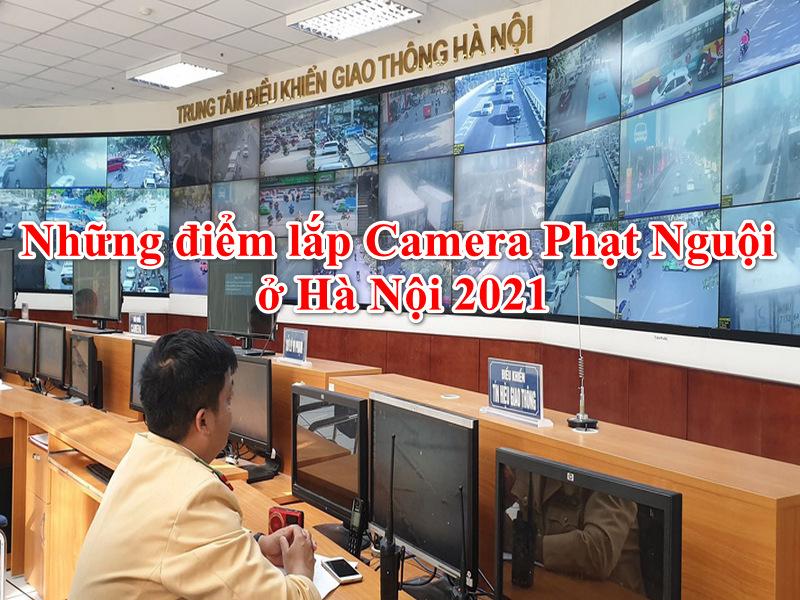 Phát hiện vi phạm giao thông qua Camera giao thông
